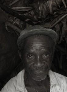 Eberhard Riedel Shaman, Ituri Forest, Uganda, 2007 Archival Inkjet Print