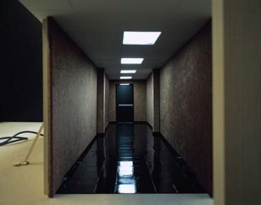 Bill Finger Movie Exit, 2007, Digital C-Print
