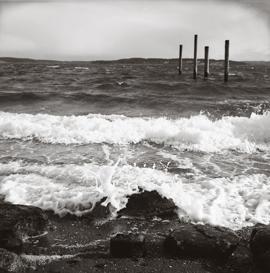 Linda Wilson Water Street Beachfront Park, 2008 Gelatin Silver Print