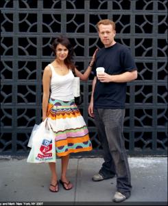 Lindsey and Mark, New York, NY 2007