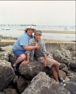 Giovanni and Deborah, Provincetown, MA 2007