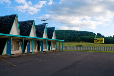 Jane Van Hall, Ranch Motel