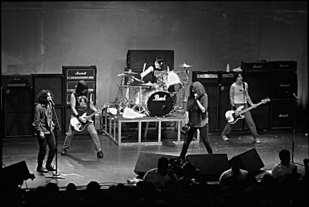 Steve Gilbert, Eddie with the Ramones