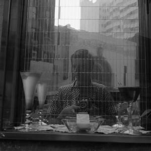 Vivian Maier, Los Angeles (Self-Portrait, Tiled Mirror Reflection), August 1955