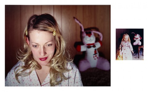 Joelle Jensen, Repose: Easter 1974-2005, C-Prints mounted on Dibond, 2005