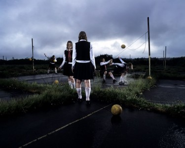 Dave Kennedy, Tetherball,  2006, Fuji Crystal Archive Print