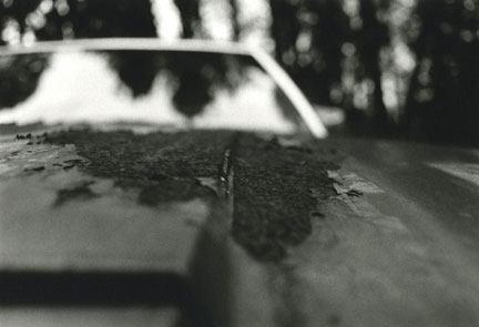 Nigel Euling, K-Car No. 1 , 2004, Gelatin Silver Print