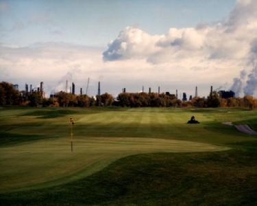 Ryan Zoghlin, Golf,  2005, Digital Print
