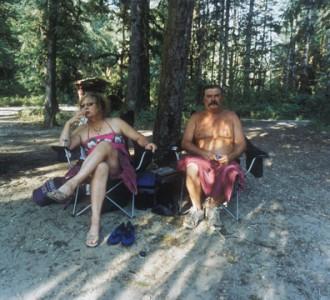 Stella Weinert, Couple, Skutz Falls , C-Print