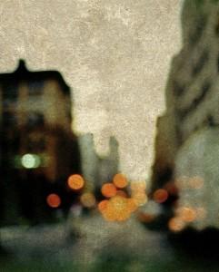 Marc Yankus City, 1999, Pigment Print