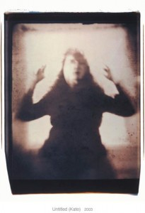 Diane Fenster, Kate, Polaroid Print
