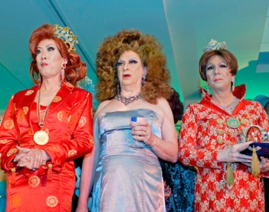Brian Buck, WA 3 Drag Queens, 2007