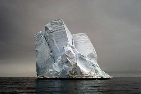 Camille Seaman, Stranded Iceberg 1, Cape Bird, Antarctica, 2006   next »