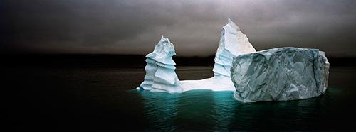 Camille Seaman, Grand Pinnacle Iceberg, East Greenland , 2006   next »