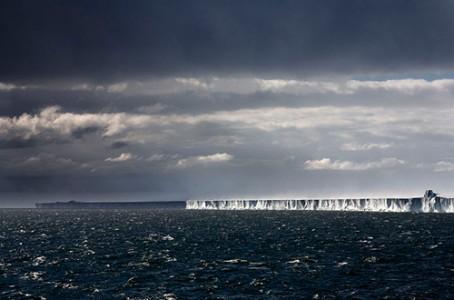Camille Seaman, The Ross Ice Shelf, Antarctica , 2006