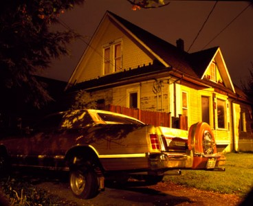Kim Sciarrone, WA 12th Ave. Yellow, 2007, Inkjet Print