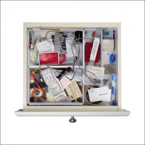 Richard Gilbert, WA  Junk Drawer #16, 2006
