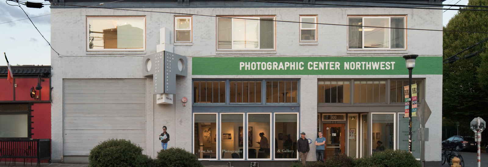 ed53a8afc8c Photographic Center Northwest (PCNW) TEACHES PEOPLE HOW TO SEE.