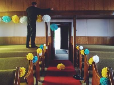 Lucia Gregory, Idaho Wedding