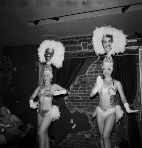 Henry Horenstein, Helen Pontani and Peekaboo Pointe, This Is Burlesque, Corio, New York, NY, 2008