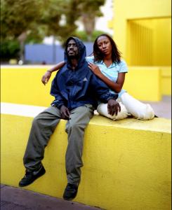 Reginald and Nicole, Los Angeles, CA 2007