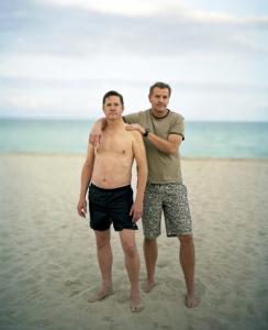 Mark and Eric, Miami, FL 2008