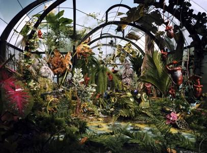 Lori Nix, Botanic Garden, 2009