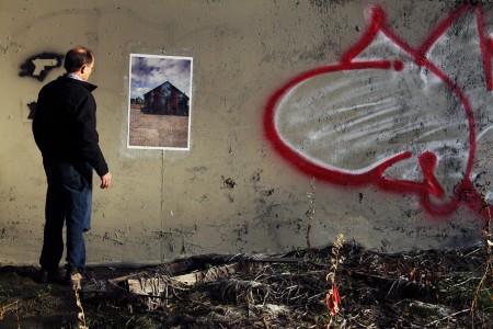 Andy Cox, Graffitti