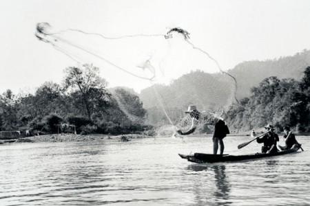 Angie Hinh, Fisherman