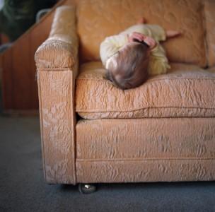 Annie Van Avery,  Mr Halls Couch, 2012