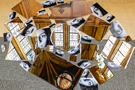 Britland Tracy, Untitled Portrait (library)