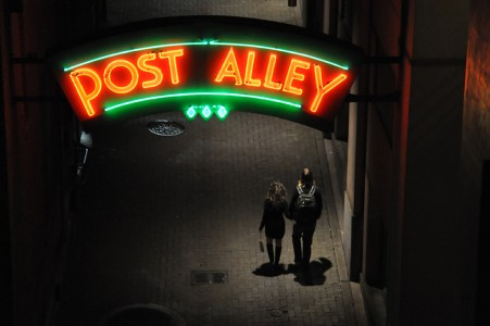 Buck Wayne Post Alley Pas de Deux 951pm