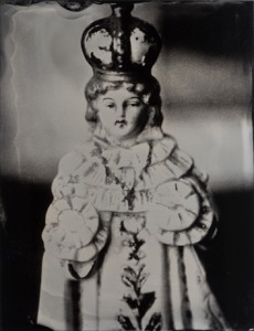 Connie Begg, Child Royalty , Collodion Tintype