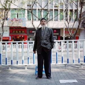 Chip Rountree, Fortune Teller, Chongqing #06, 2009