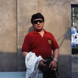 Chip Rountree, Man #08, Beijing, 2010