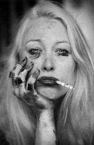 Dawndra Budd, Creative Portrait Student (Instructor: Keeara Rhoades)