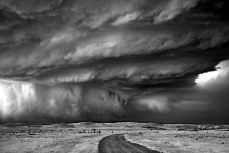Mitch Dobrowner, Bear's Claw, Wyoming