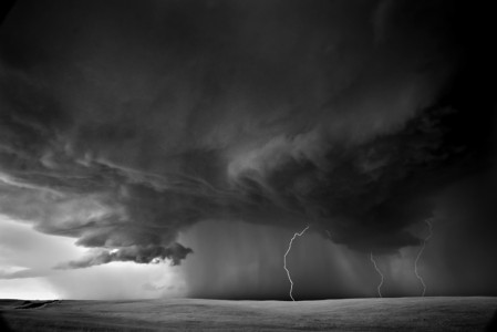 Mitch Dobrowner, Storm Cell, 2009
