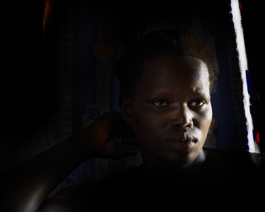 Eberhard Riedel, Lost Youth - Former Child-Soldier, Northern Uganda, 2010