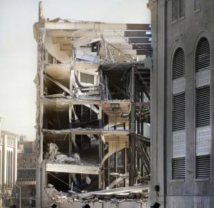Mark Fernandes, Deconstruction #14 (Yankee Stadium), 2010