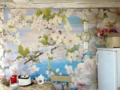 Lucia Ganieve, Dreaming Walls