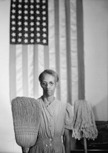 Gordon Parks - American Gothic
