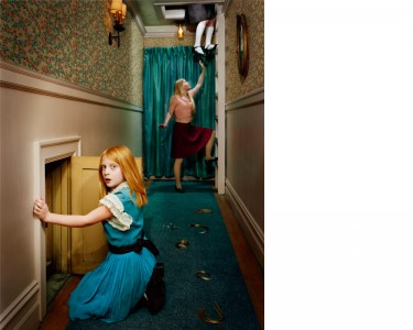 Holly Andres, The Secret Portal