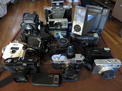 Craig's cameras
