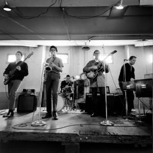 Jini Dellaccio, The Wailers, 1964
