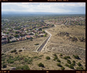 Jerry Redfern, Rainwater Diversion Through Albuquerque
