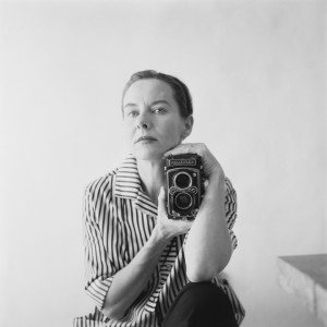 Jini Dellaccio, Self Portrait, 1960