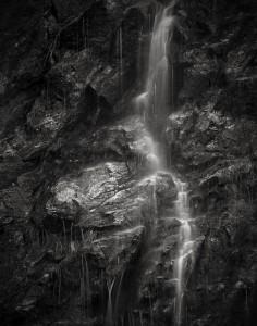 Jeff Krewson, Small Seasonal Waterfall