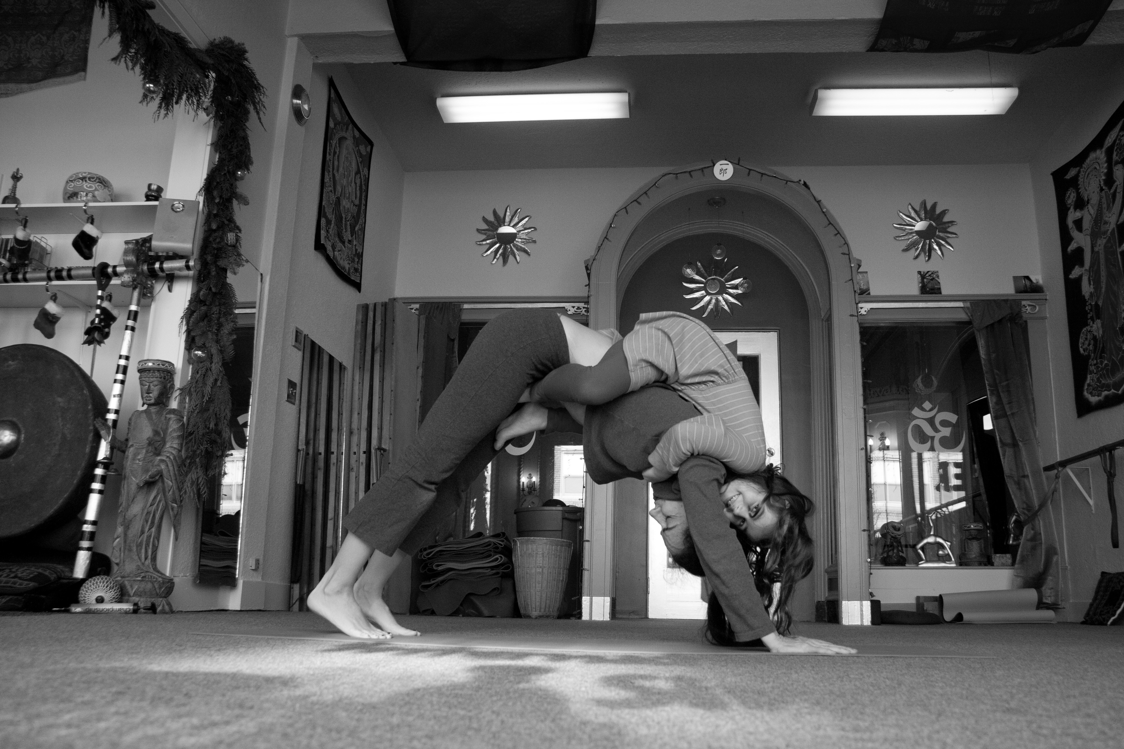 Paola Faggella, Mama Yoga