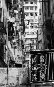 Michael Stojanovich, Change, Hong Kong, 2007